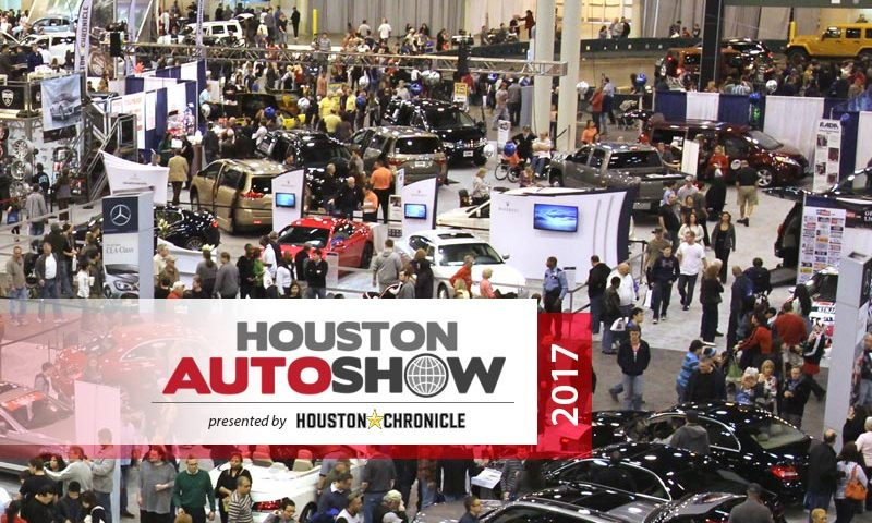 Motor City Auto >> 2017 Houston Auto Show Continues to Expand | Houston Auto Show - Jan 22 - 26, 2020 at NRG Center