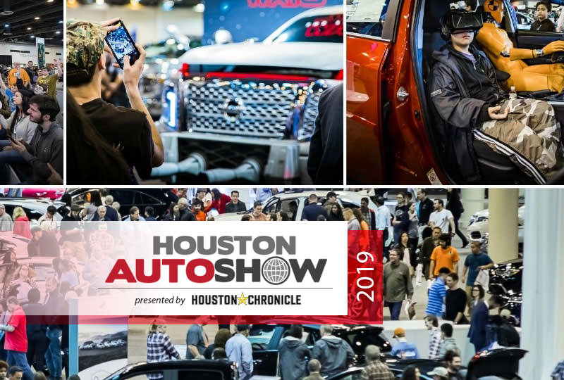 Image result for 2019 houston auto show