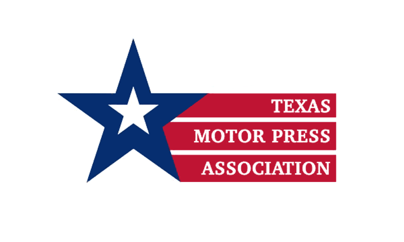 Texas Motor Press Association logo